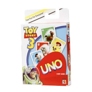 toy story uno instructions