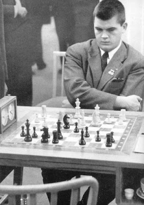 Chess Grandmaster William Lombardy