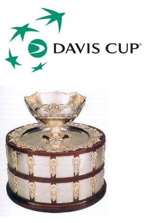 DAVIS CUP: Round One DavisCupHeader