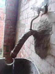 nice plumbing job