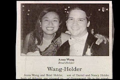 the Wang-Holder nuptials