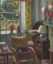 Vanessa Bell Painting The Other Room