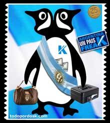 Pingüino y/o pingüina