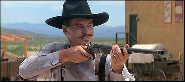 Doc Holliday Val Kilmer Wallpaper The outskirts of tombstone