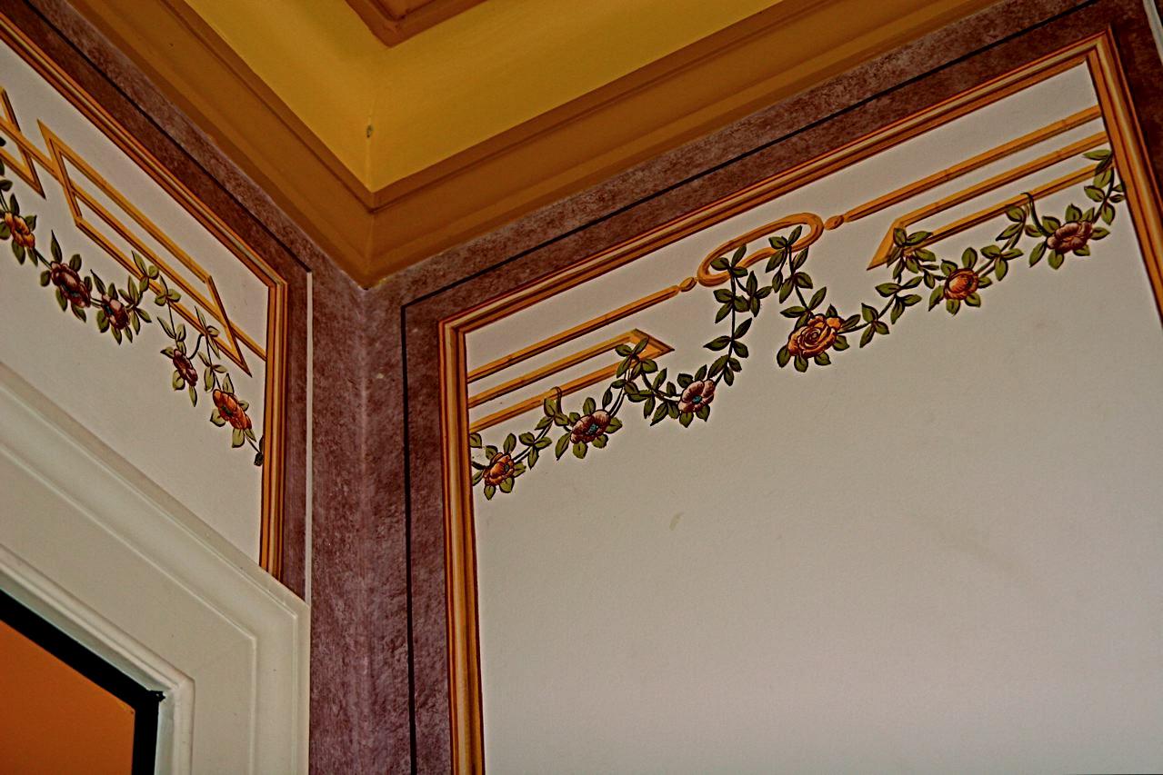 Nathalie morhange pintura decorativa - Pinturas decorativas paredes ...