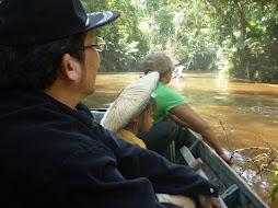 Ekspedisi Anggrek Alam Sungai Kapuas Hulu Kalimantan Tengah