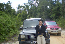 Menembus Belantara Kalimantan Tengah.