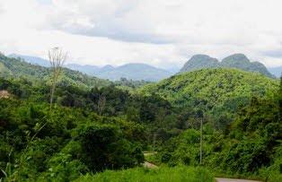 Pegunungan Meratus - Kalsel