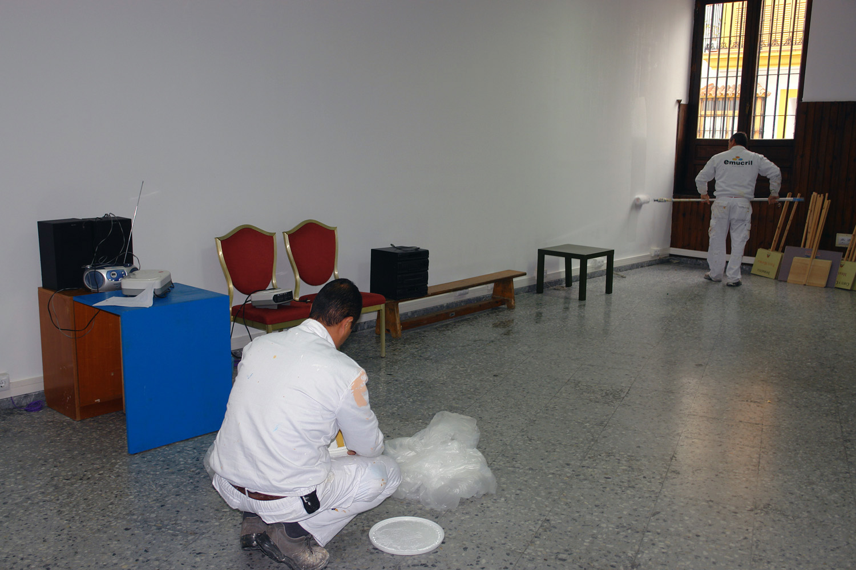Pa san roque inform 4 el andalucista manuel melero for Trabajo para pintores