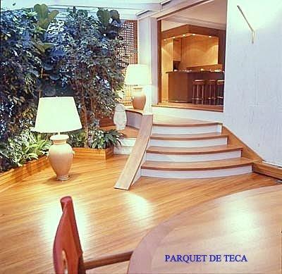 Muebles y decoraci n de interiores cambie el suelo de su - Parquets tropicales ...