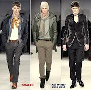 Smalto - Colección de Ropa para Hombre Moda Otoño Invierno 2010 2011 y . smalto fall winter