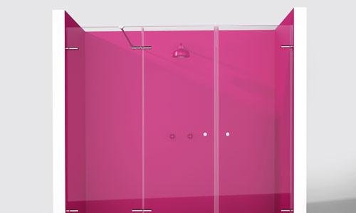 Mamparas Para Baño Glassic:vintage home: Así son las nuevas mamparas de baño