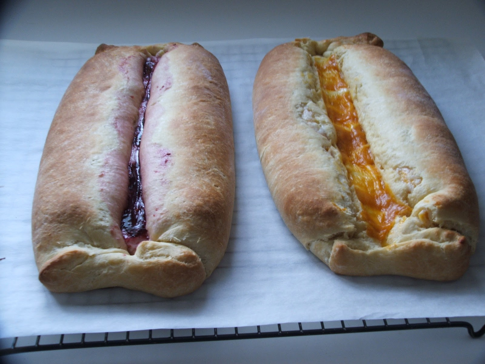 Fruit and Cream Cheese Kringle.....Detailed Instruction ...