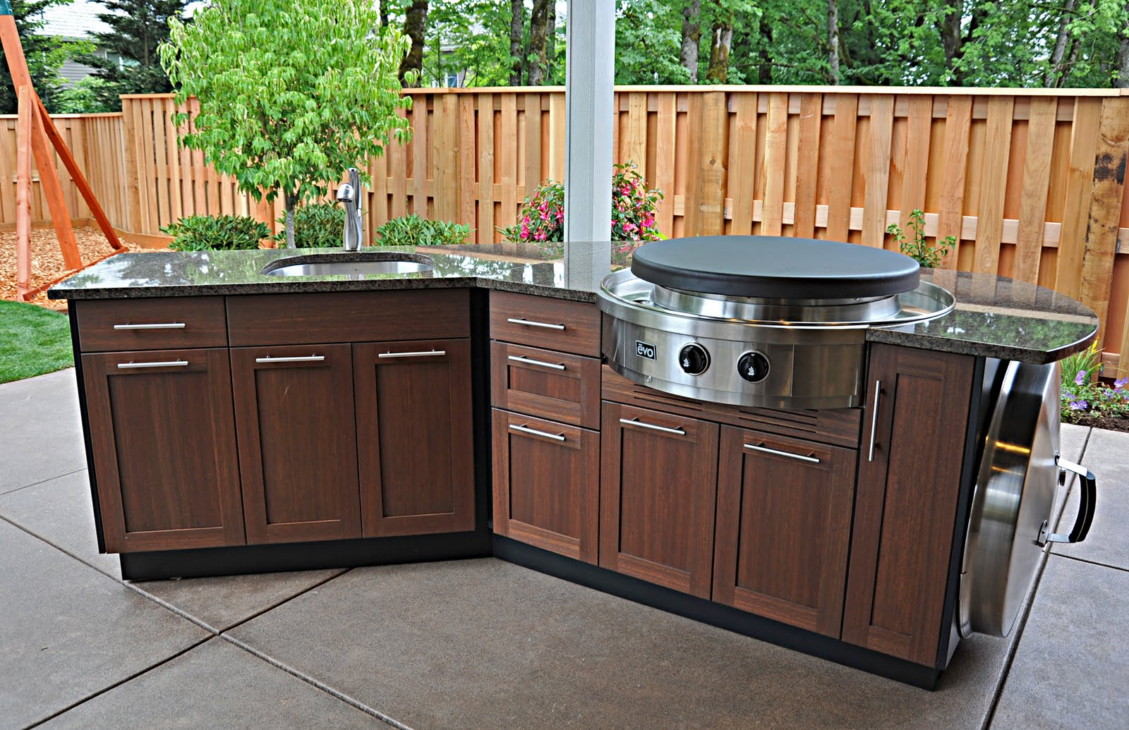 Outdoor Kitchen Design Ideas | kb homes