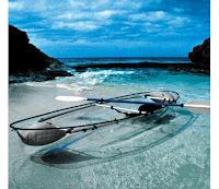 Glass Canoe