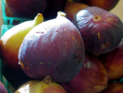 how to eat figs skin