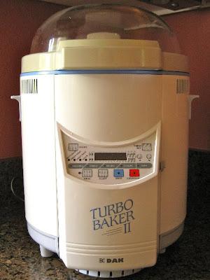 dak industries bread machine