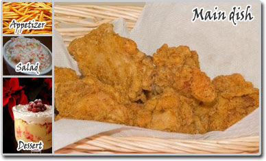 Crispy Chicken Meal