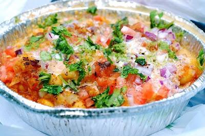 Chana Chaat, Chaat recipe