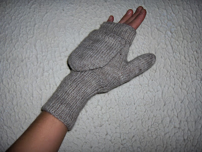 Fisherman's tipless glove