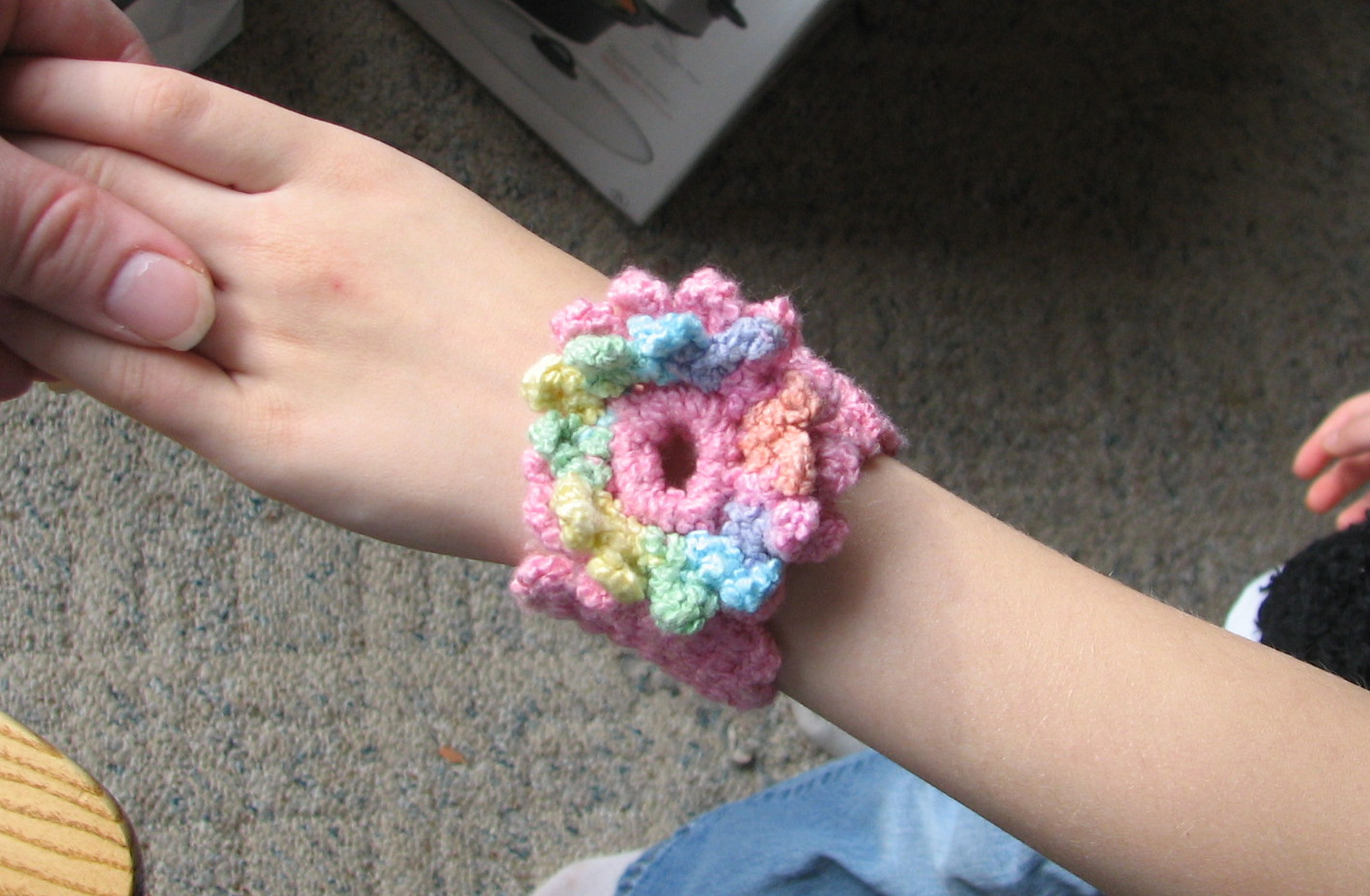 Diagonal Box Stitch - Crochet Cabana - learn to crochet, free