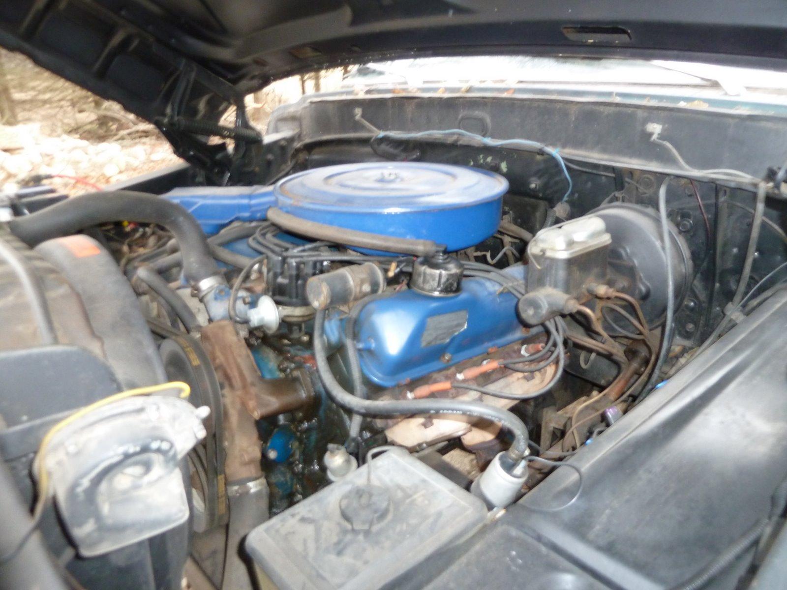1971 Ford F250 Highboy 4x4