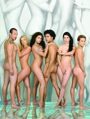 Fotos de chico de la familia desnuda