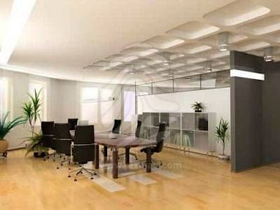 Office Design Idea-Modern Interior Design