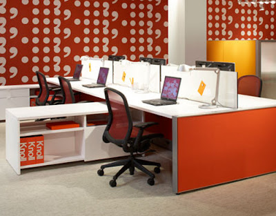 Modern Office Design by Knoll Office LG
