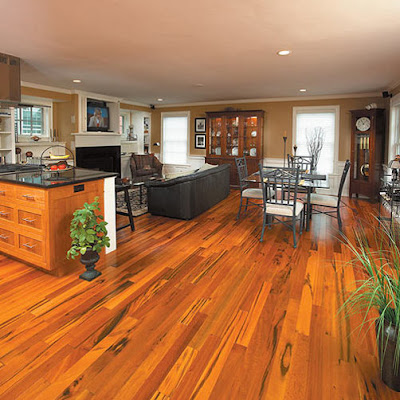 Protect Wood Floors  Furniture on Tiger Wood Flooring 2010   Contemporary Furniture Home Design Ideas