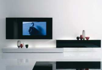 LCD Wall Unit Designs