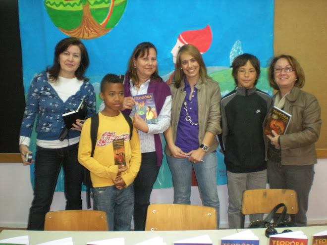 Escola António Augusto Louro - Seixal 6 de Maio 2010