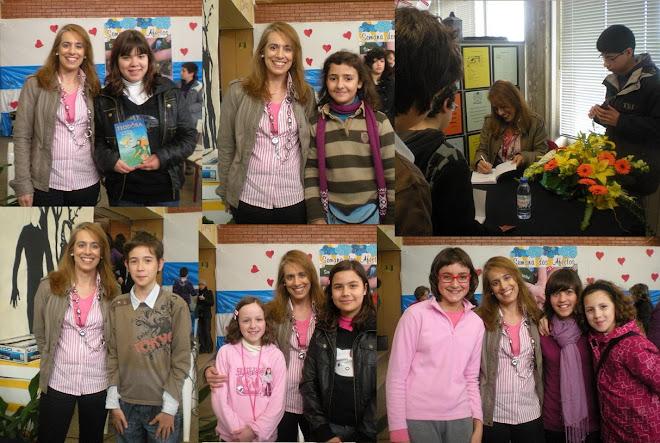 Escola do Entroncamento (26 de Fevereiro 2010)