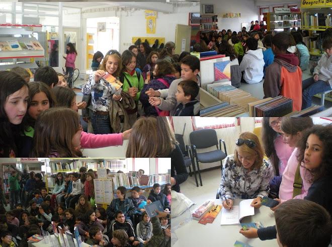 visita à escola de Azeitão (12 Março 2010)