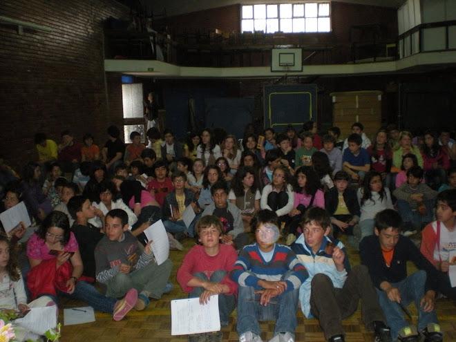 Escola Oliveira Perpétua - Porto de Mós (29 Abril 2010)