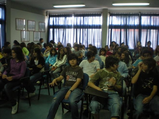 Escola Padre Franklin - Vieira de Leiria em 27 de Maio de 2010