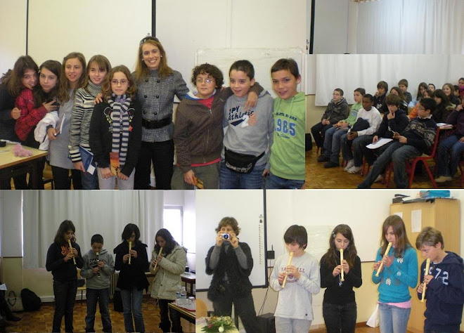 Escola Pedro de Santarém em Benfica (17 Dezembro 2009)