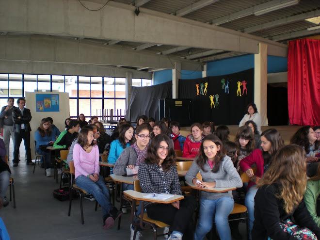 Escola Guilherme Sephens - Marinha Grande 16 de Novembro 2010