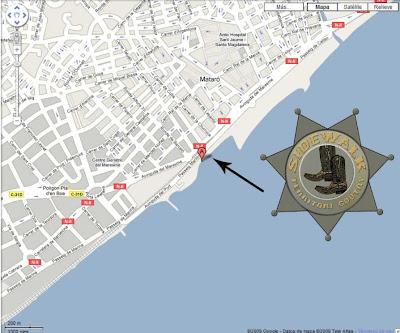 Mapa del Sidewalk