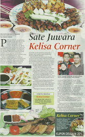 Kelisa Corner @ Utusan Malaysia