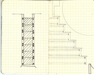 Stair Designs And Cross Sections: The Stair: Part 1.
