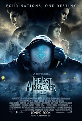 The Last Airbender in 3D