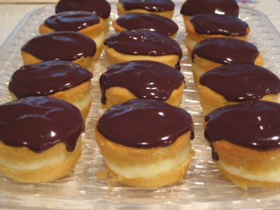 Boston Cream Pie Cake Mix Doctor