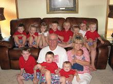 12 Grandkids