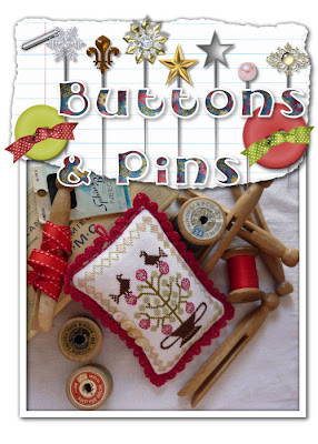 Buttons & Pins - Título