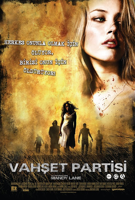 Vah�et Partisi (All the Boys Love Mandy Lane) 2006 Türkçe Dublaj/DVDRip