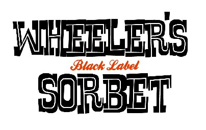 Wheeler's Black Label Sorbets