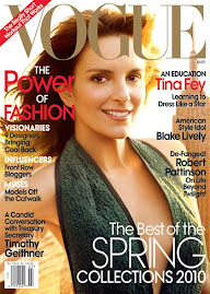 Vogue Americana Mar 2010-Tina Fey