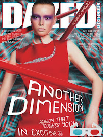 Dazed & Confused Agosto 2009- Julia Hafstrom