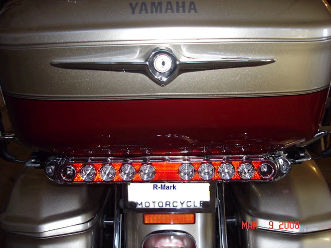 Clear Lens - Reflective Backing Light Bar